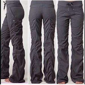 Lululemon Dance Studio Pants Sweats Black EUC 8